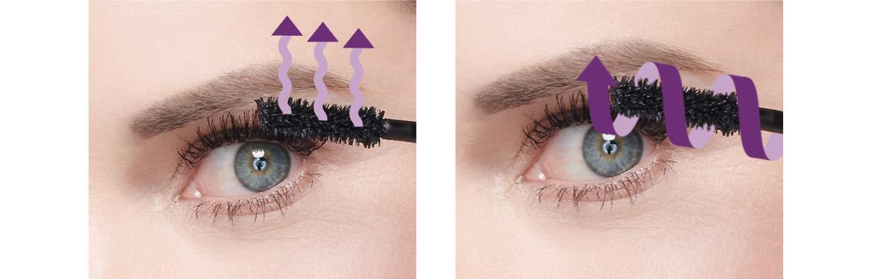 MOODSTRUCK EPIC 4D one-step fiber mascara How To