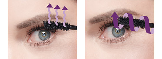 MOODSTRUCK EPIC 4D one-step fiber mascara How To
